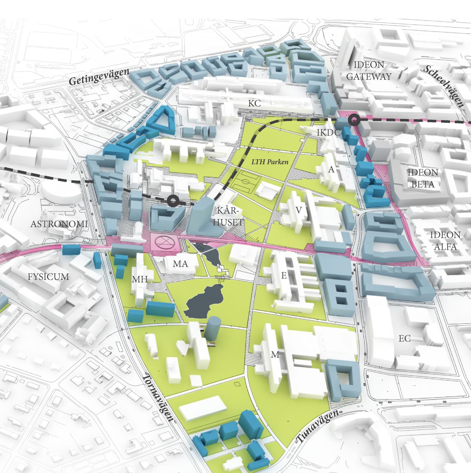 Housing Campus Lund
